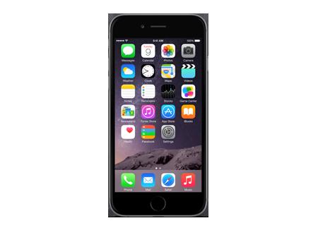 Apple iPhone 6, 128GB Black, Verizon