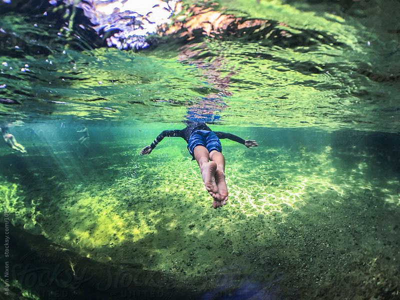 Blue Springs near Orange City, FL