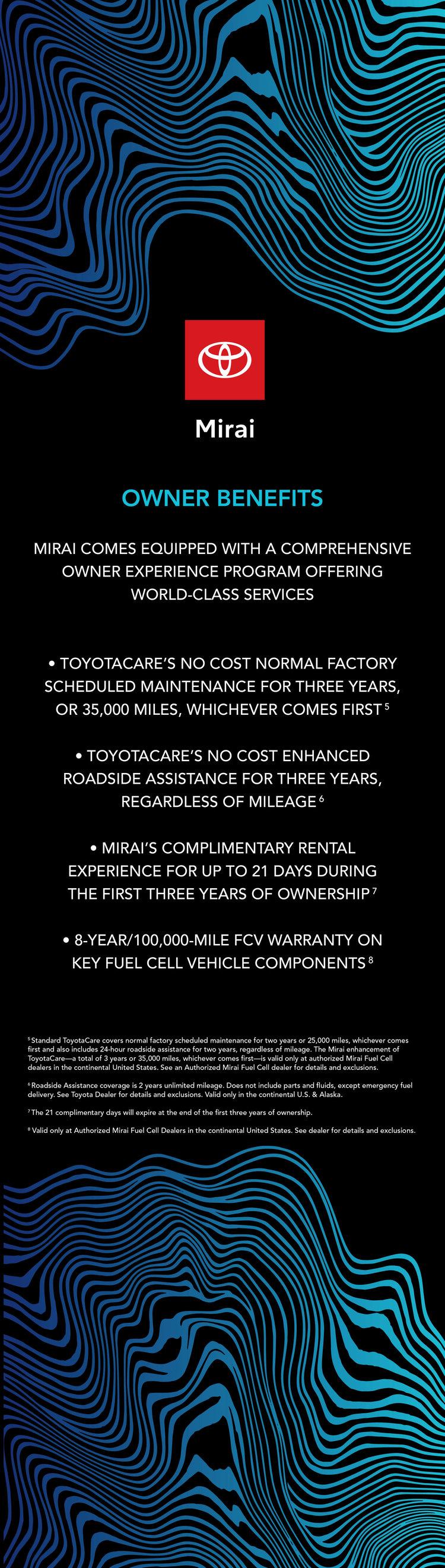 Toyota Mirai — kelly Rozich