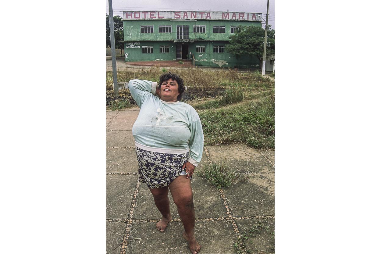 Brazilian Lady