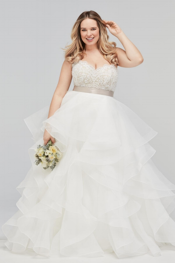 Plus Size Wedding Dress Designers.6 Plus Size Bridal Designers Worth Watching Wedding Savvy Wedding
