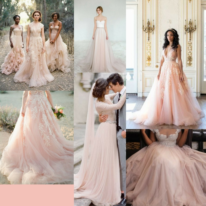 Fab Mood, Nona Gaya, Notey, Nude Votion, Paper and Lace, Praise Wedding