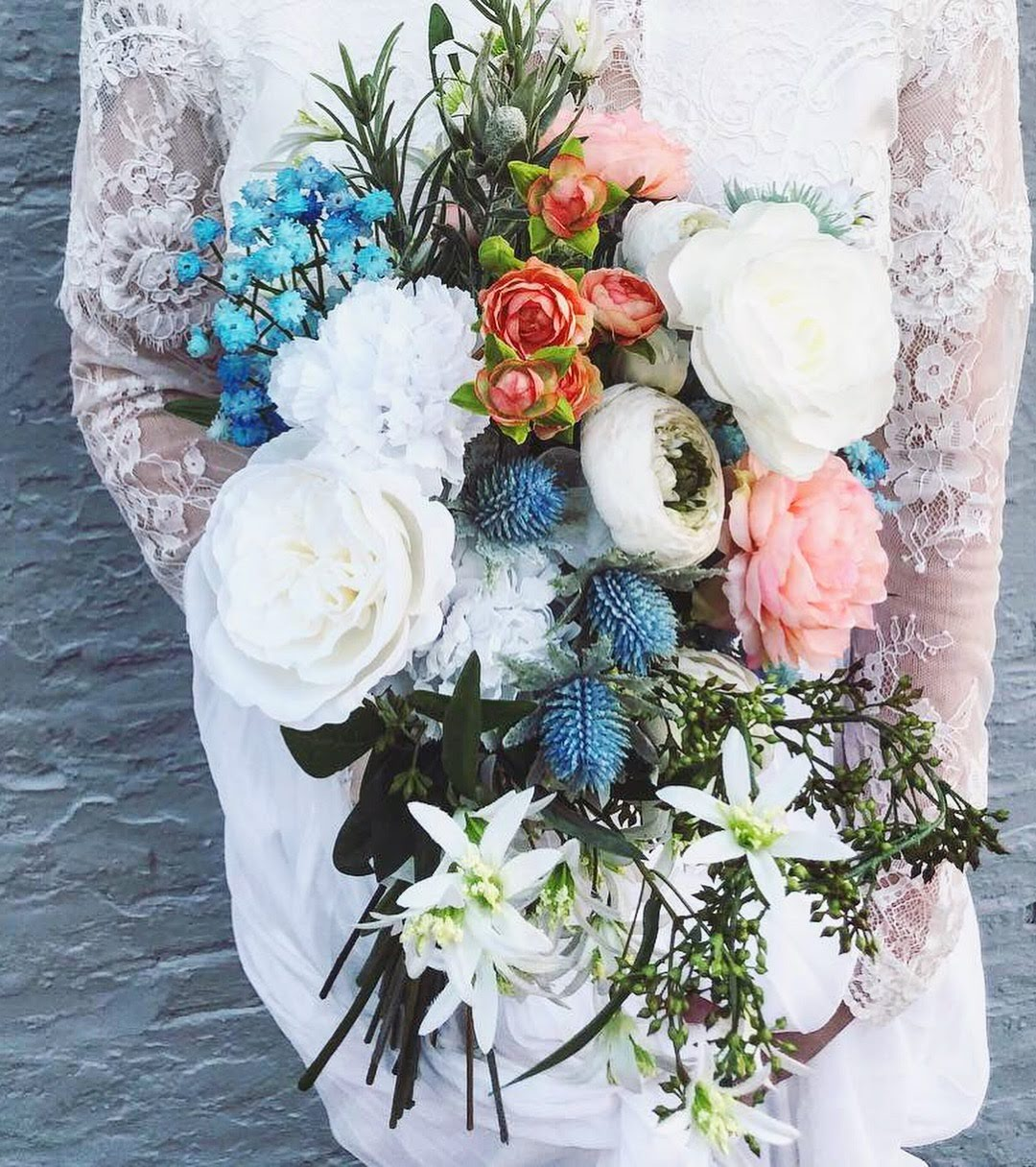 Trending Faux Flower Bouquets Wedding Savvy Wedding Consulting Inc