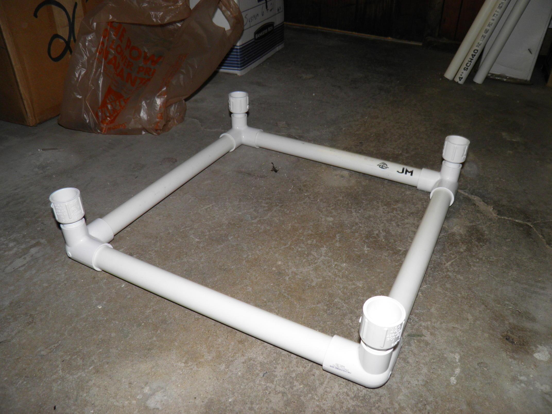 Base Frame Assembled