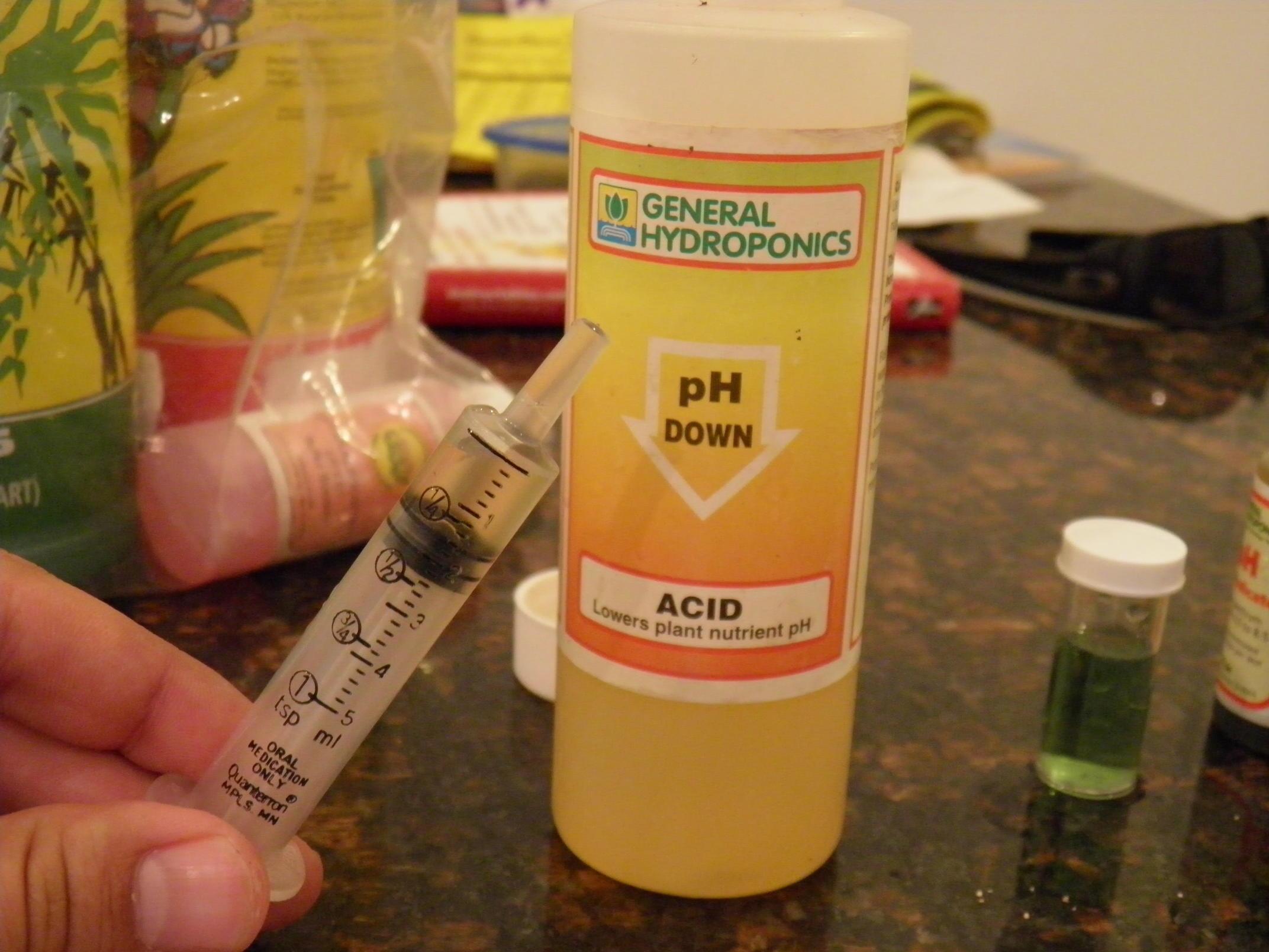 pH Adjustment Acid