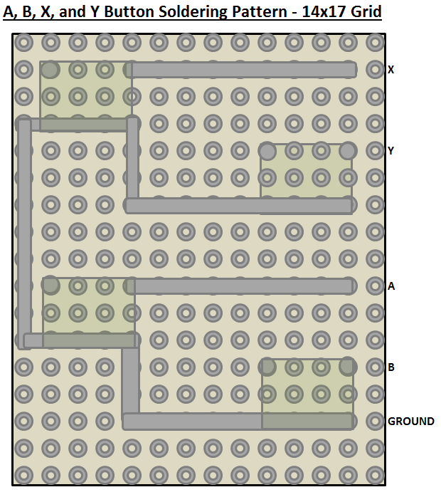 A B X Y Button Soldering Pattern 14x17 Grid.png