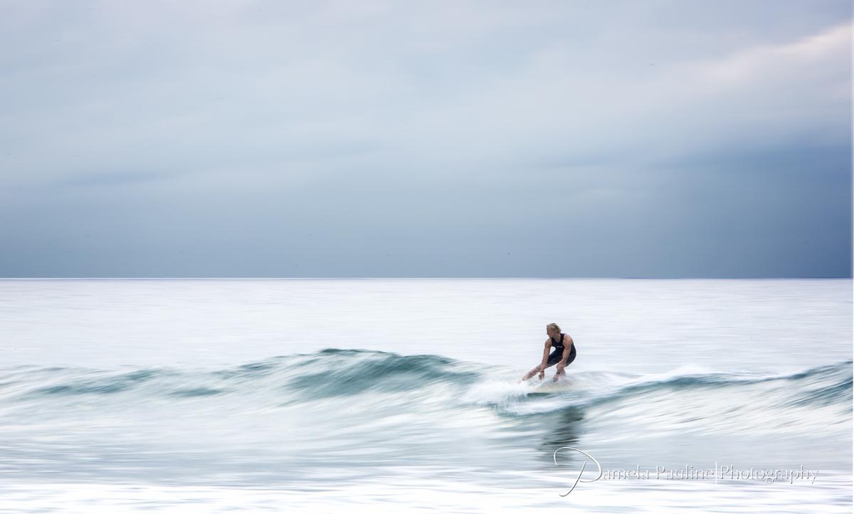 Small Waves, Long Board