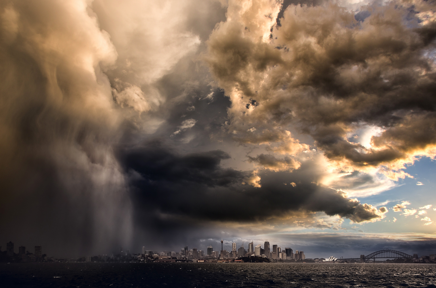"""""""Under the Weather"""" by Pamela Pauline, 2nd Place in the REAL Australian Landscape Awards"""