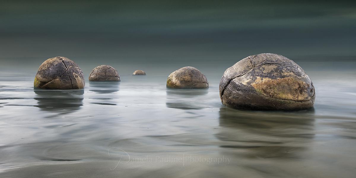 Moeraki Boulders, South Island