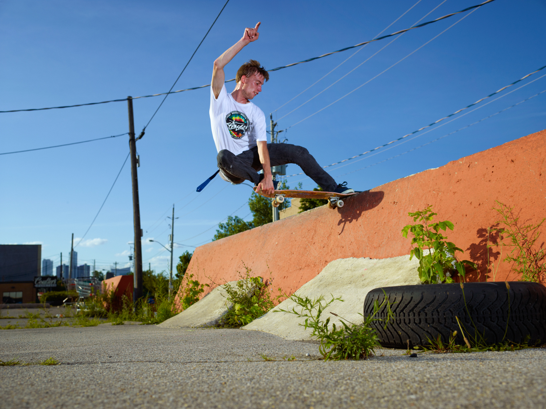 Nick Hatt. Detroit, 2013.