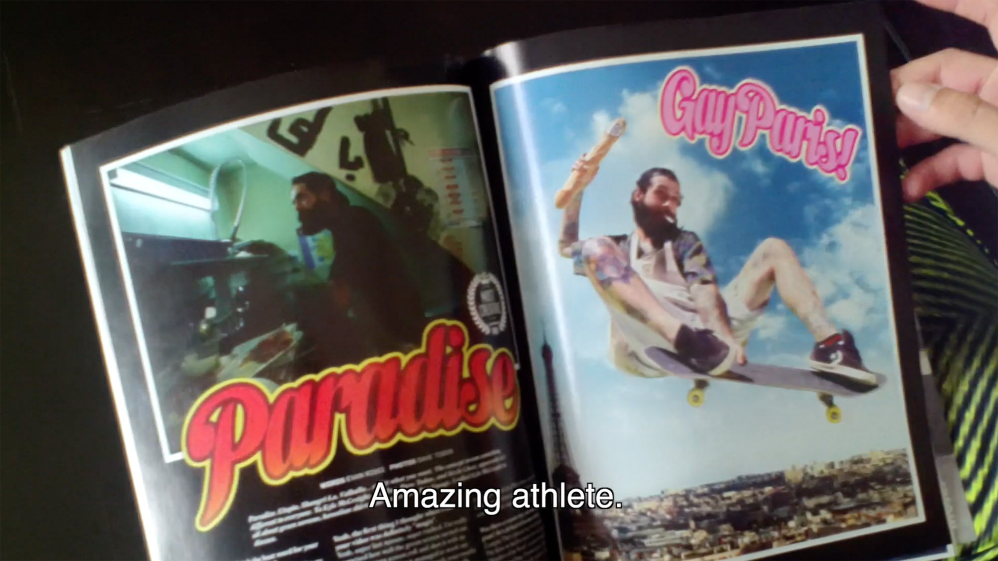 """Gallery images from SKEYTBOARDING. A sequel to the 2013 film """"Paradise"""". We catch up with Pavel Lebedev to talk about the hustle and the struggle to do what you love. Made for the King Shit Magazine Connect the Dots Contest."""