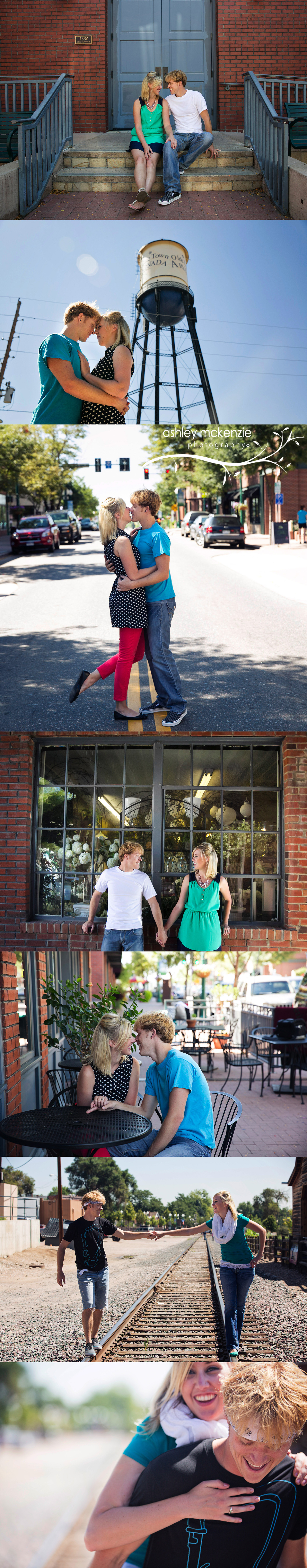 Engagement Photography by Ashley McKenzie Photography in Arvada, Colorado