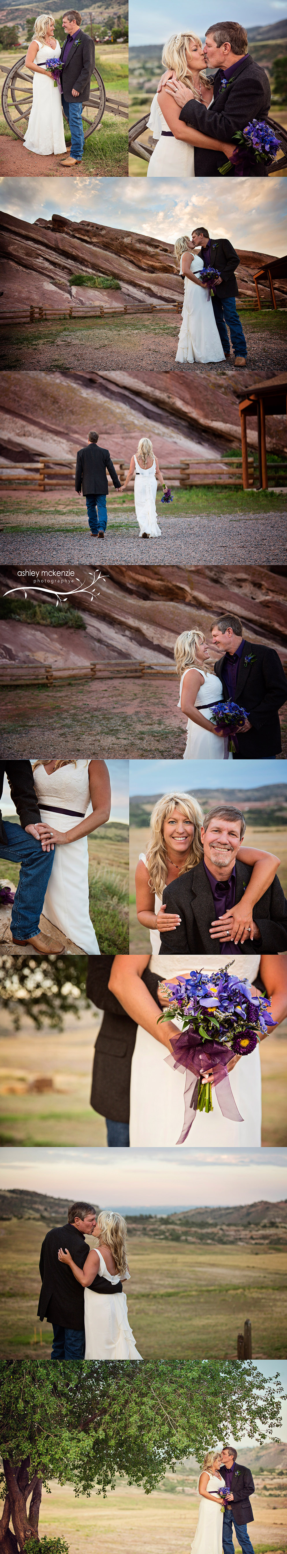Wedding Photography by Ashley McKenzie Photography in Littleton, Colorado