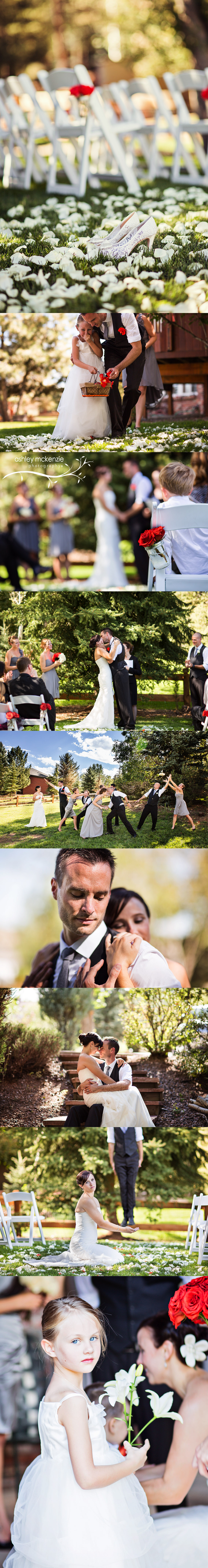 Wedding Photography in Ken Caryl Colorado by Ashley McKenzie Photography