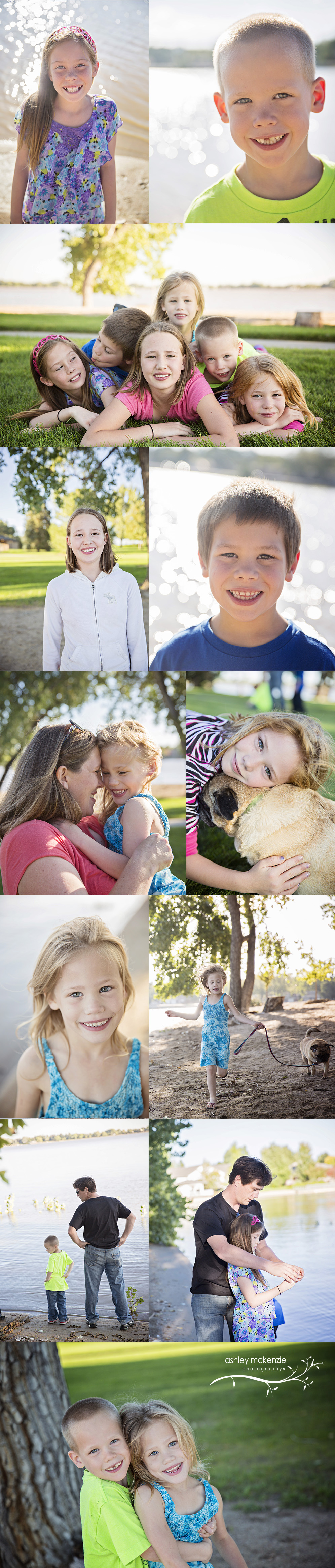 Lifestyle Family Photography by Ashley McKenzie Photography in Loveland, CO