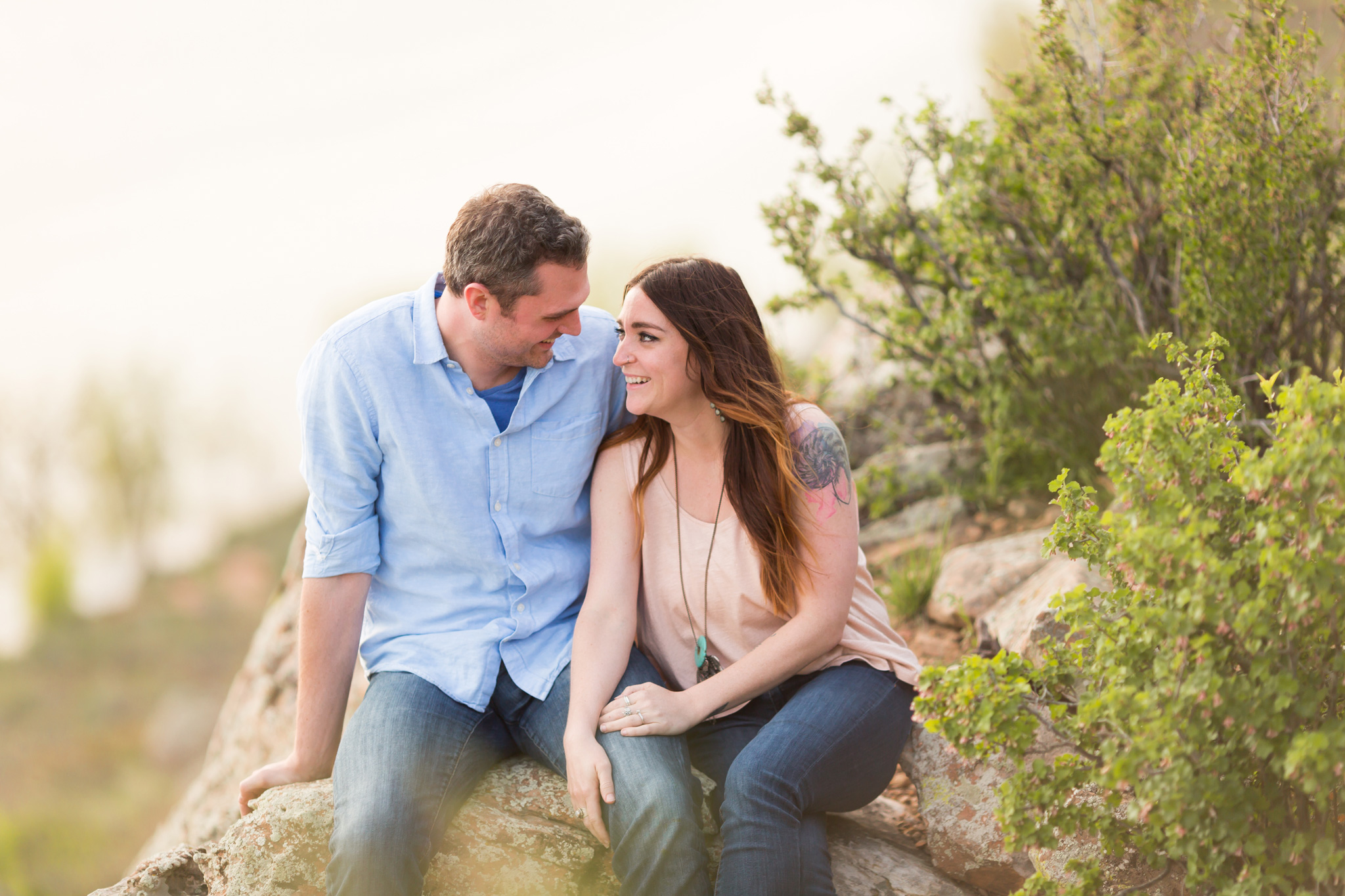 Photos by Ashley McKenzie Photography, Colorado Mountain Wedding Photographer