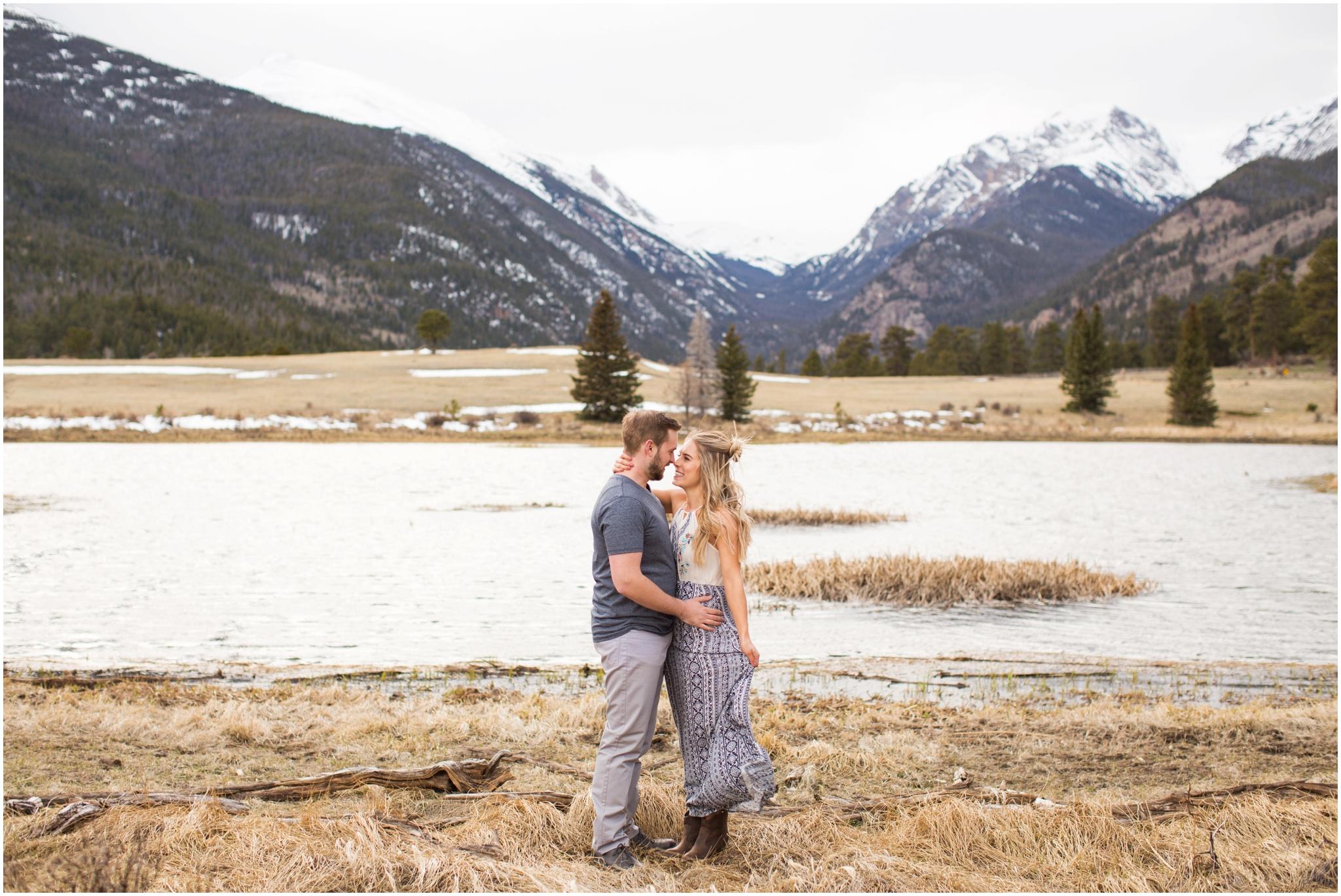 Rocky Mountain National Park Engagement Photographer.JPG