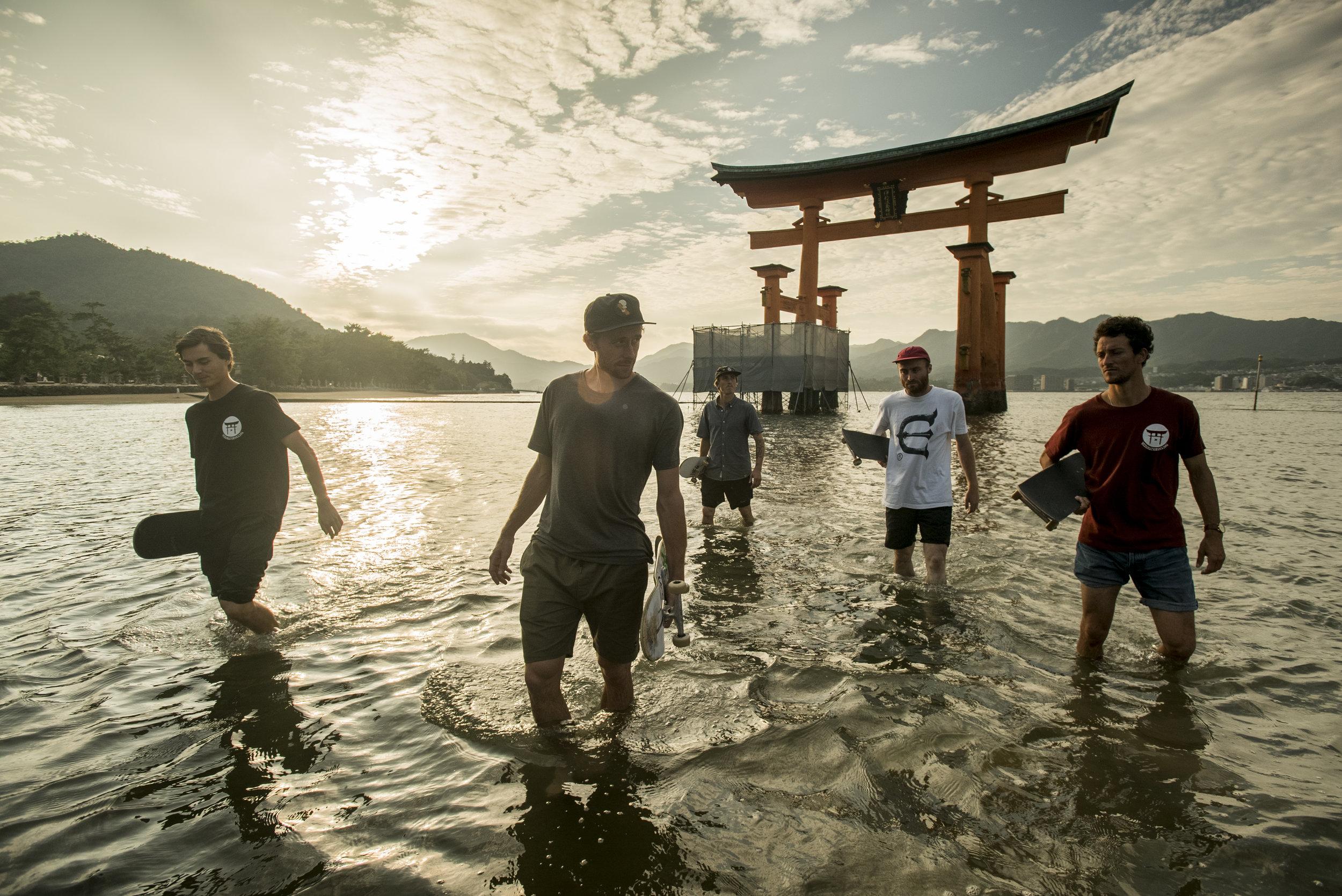 Digital Patrik Wallner 2016 Itsukushima Water Walk 2.jpg