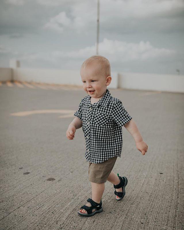 We ❤️ him 📸 @mommyinmpls #GCPGrowingUp #grahamcreighton❤️