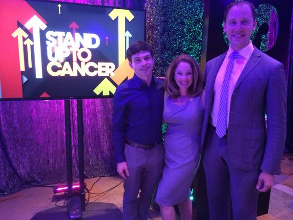 Rare Cancer Research Foundation at Stand Up To Cancer Telecast