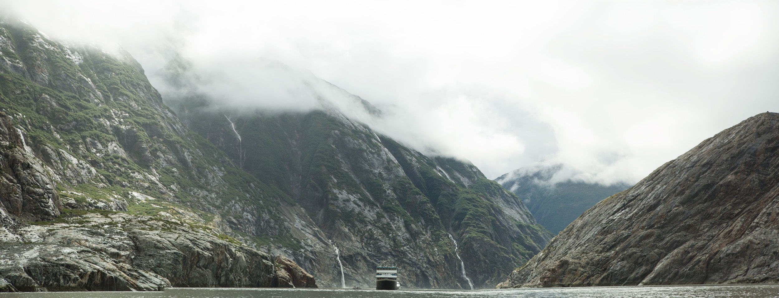 Tracy Arm Fjord, Juneau, Alaska