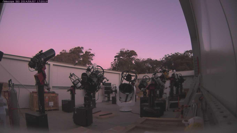 iTelescope SSO Observatory Australia