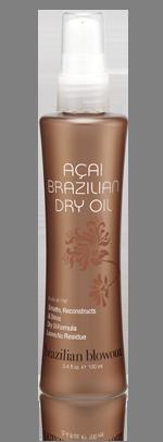 Brazilian Dry Oil