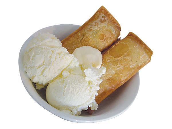 Apple Pie'n Ice Cream  $6