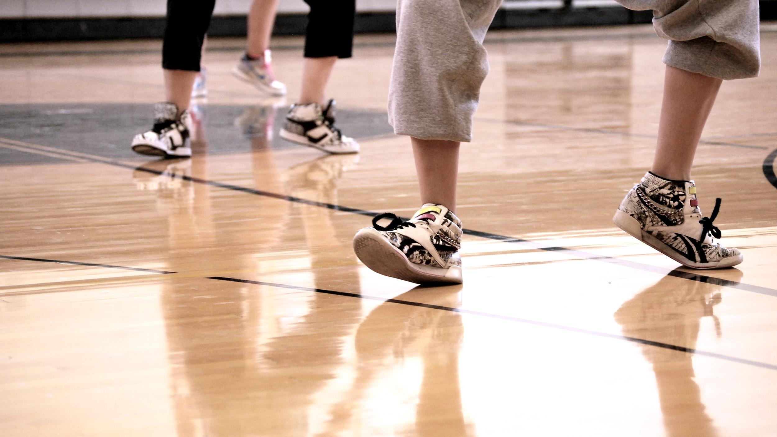 Hip Hop Fast Feet