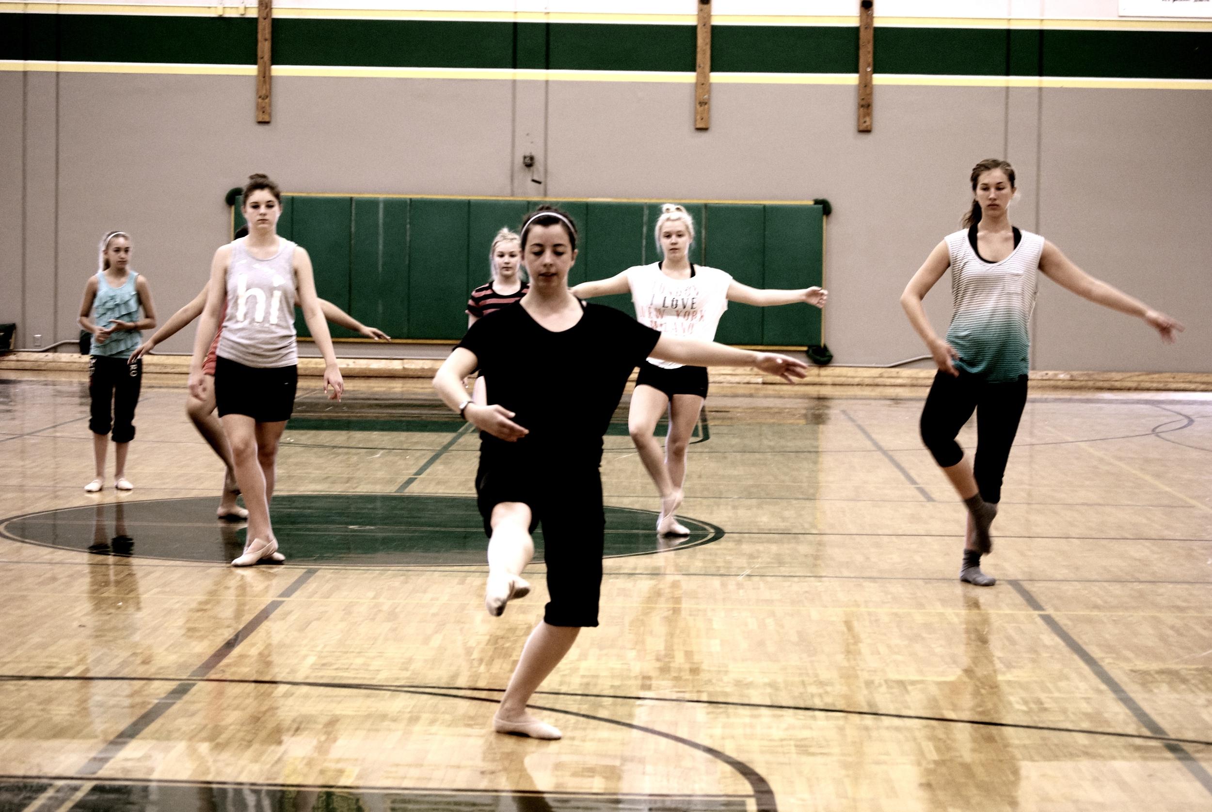 Ballet w/ Hailey Bill