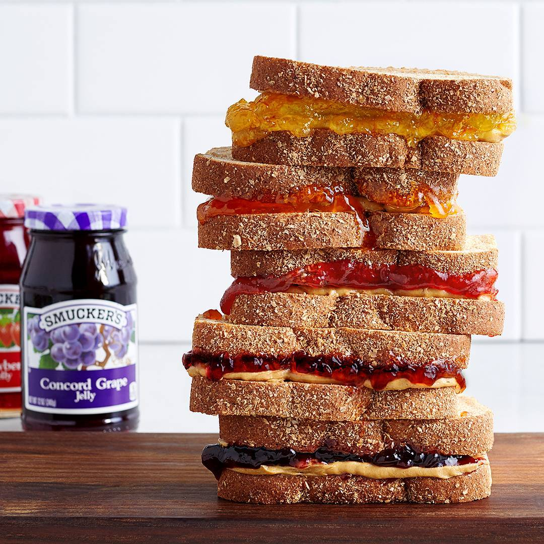 Food Styling / Lead Food Stylist:  Kendra Aronson . Client: Smucker's. Photographer: Todd Perkins. Agency: SapientRazorfish. Location: San Luis Obispo.