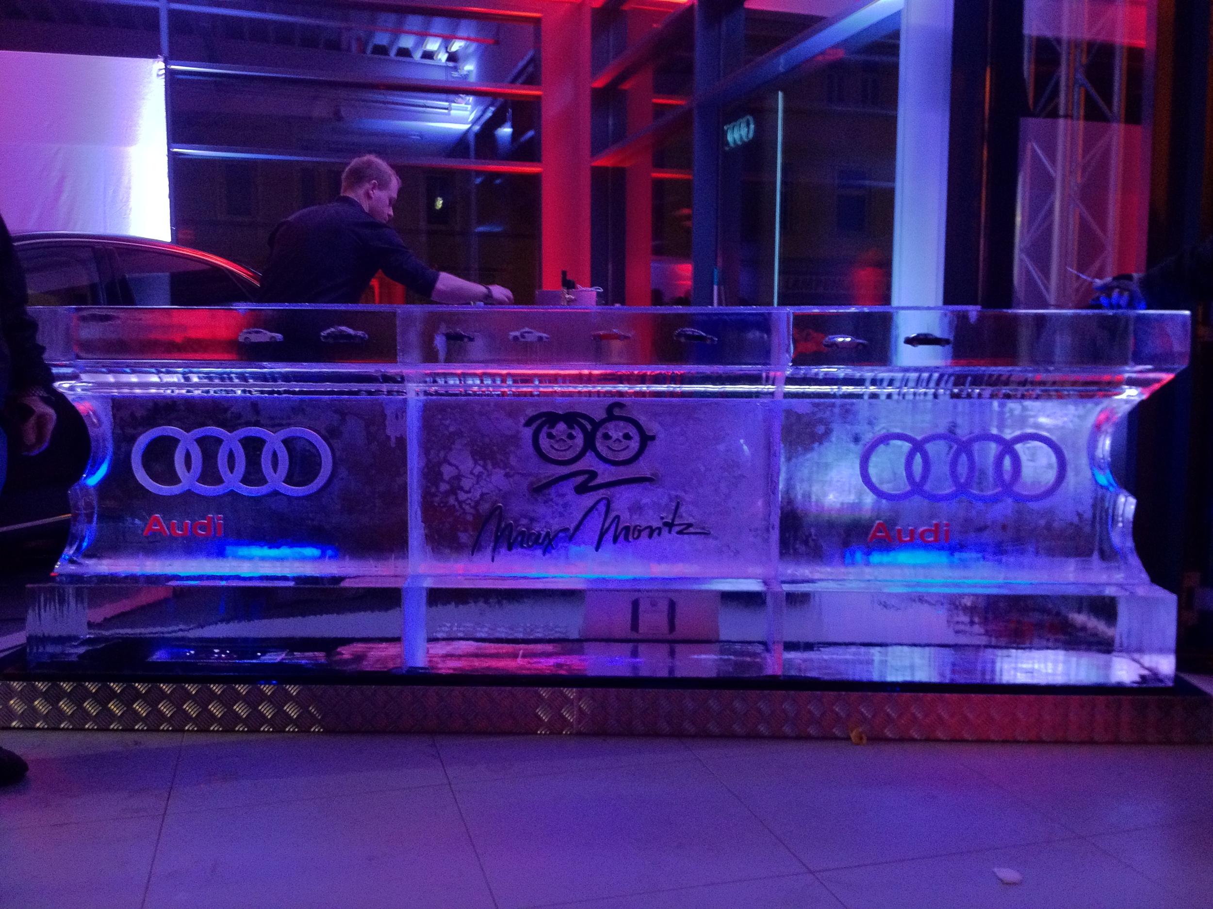 Audi Ice Bar