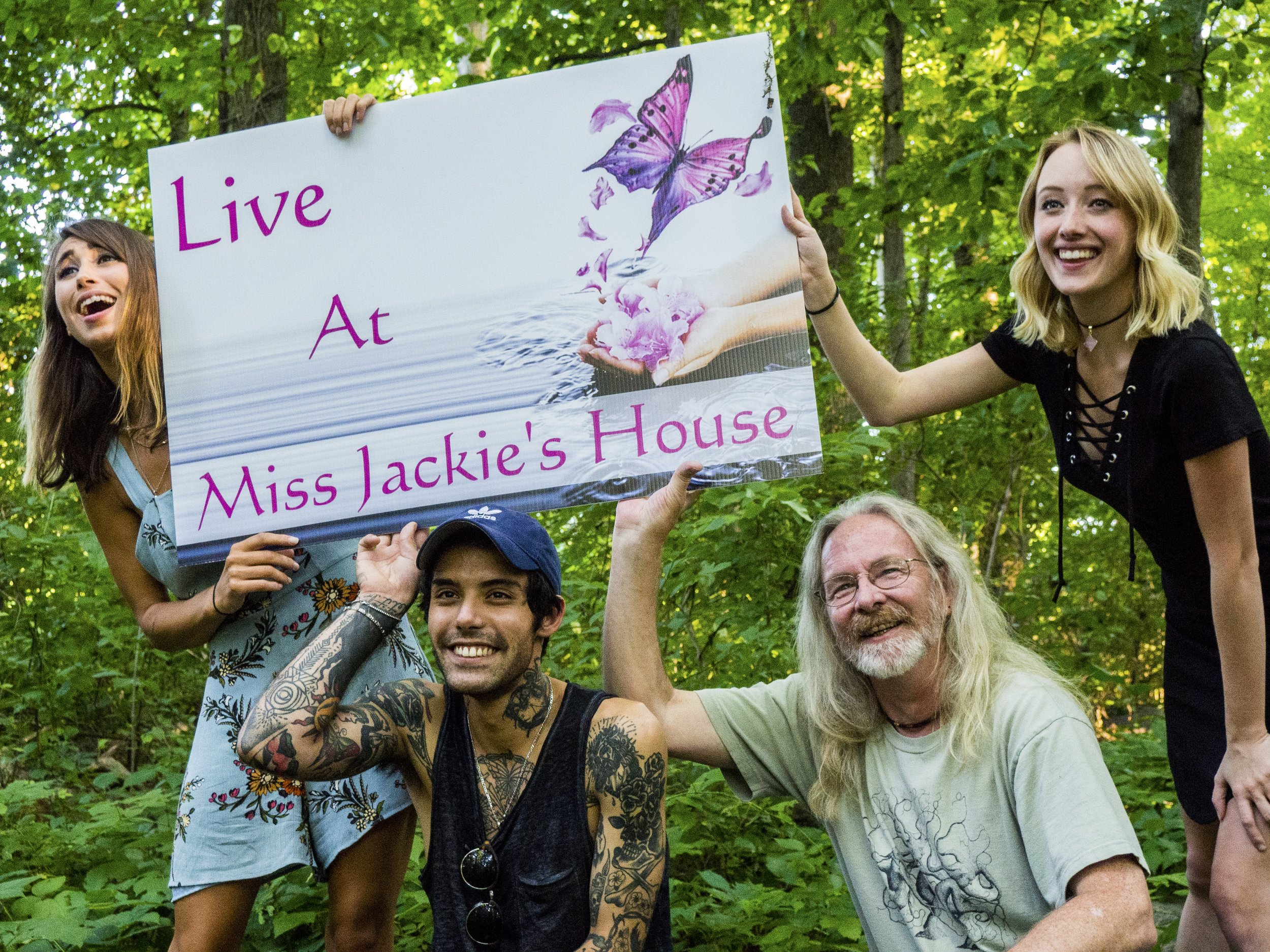 Live at Miss Jackie's House