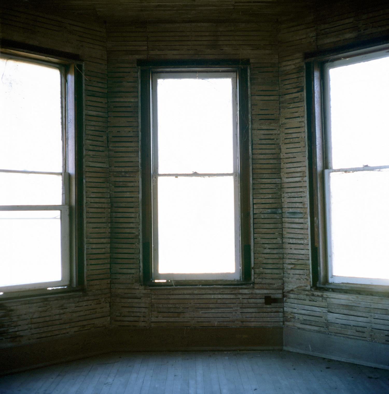 Bedroom Gutted