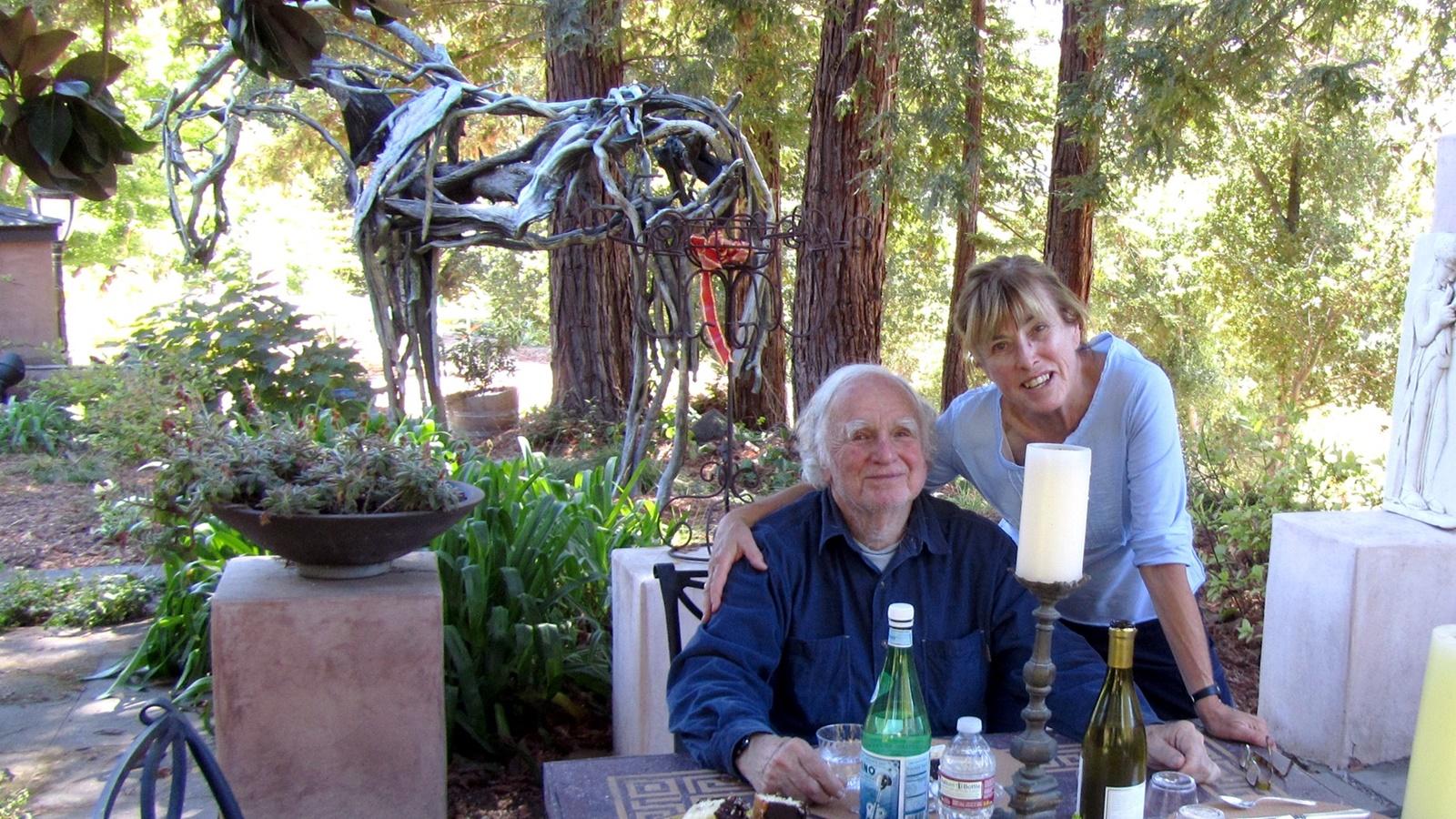 1 David Fryburger & Donna