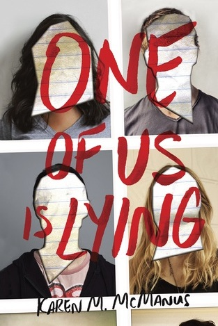 One of Us Is Lying - Karen M. McManus (#1 Most Recommended!)