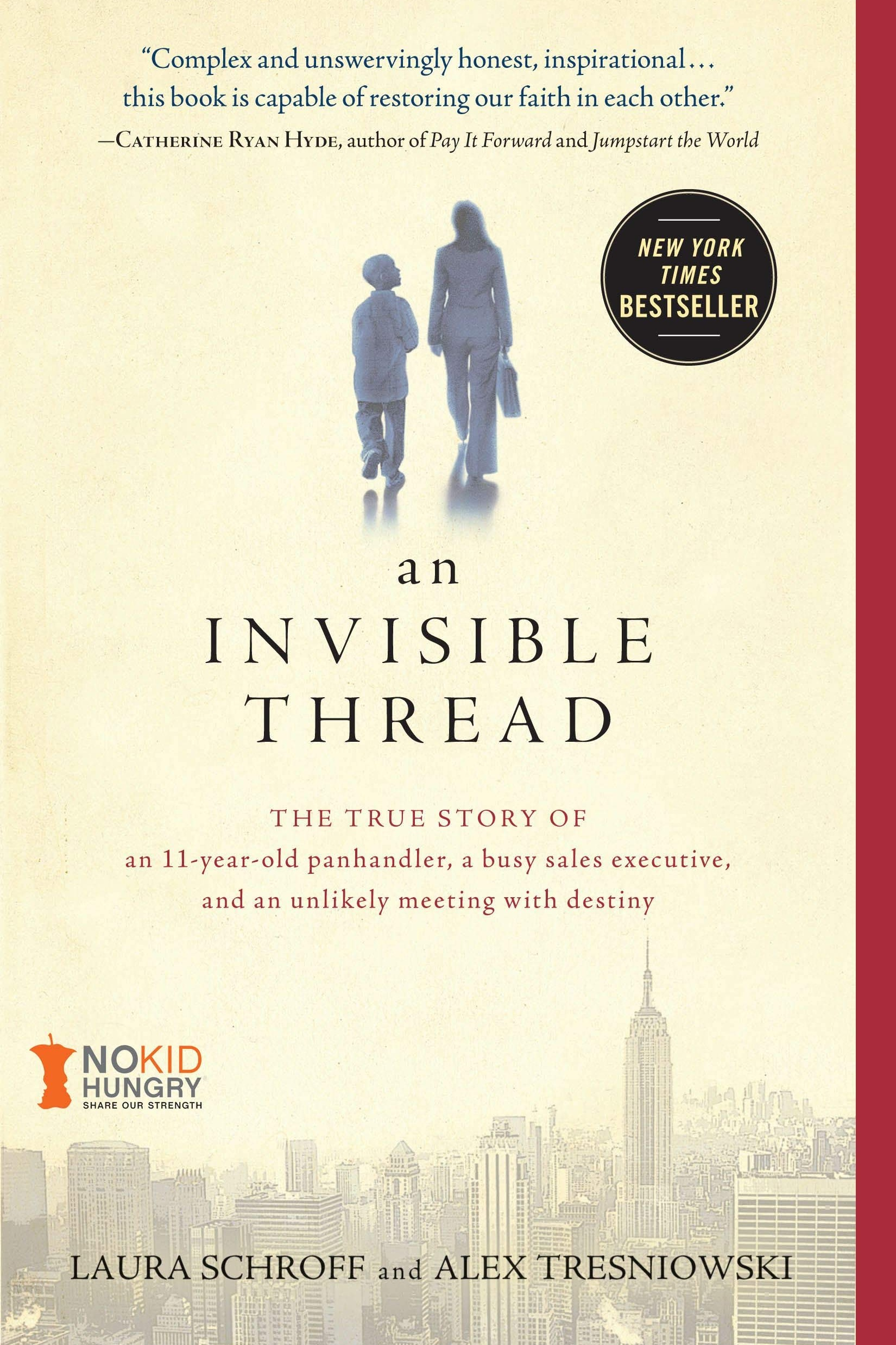 An Invisible Thread - Laura Schroff