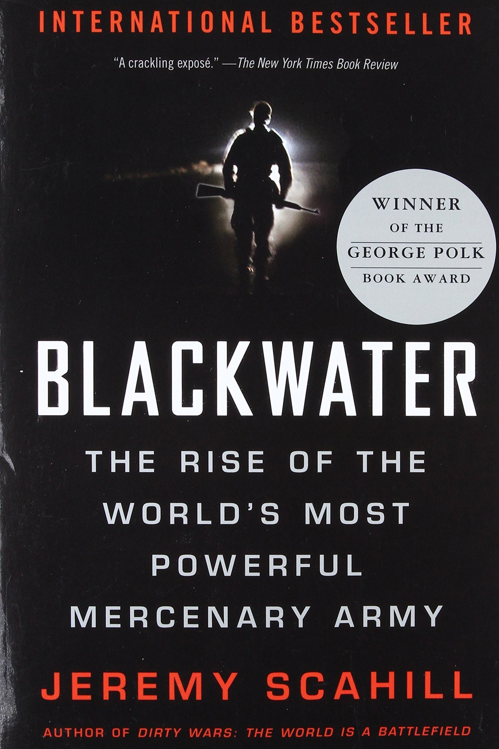 Blackwater - Jeremy Scahill
