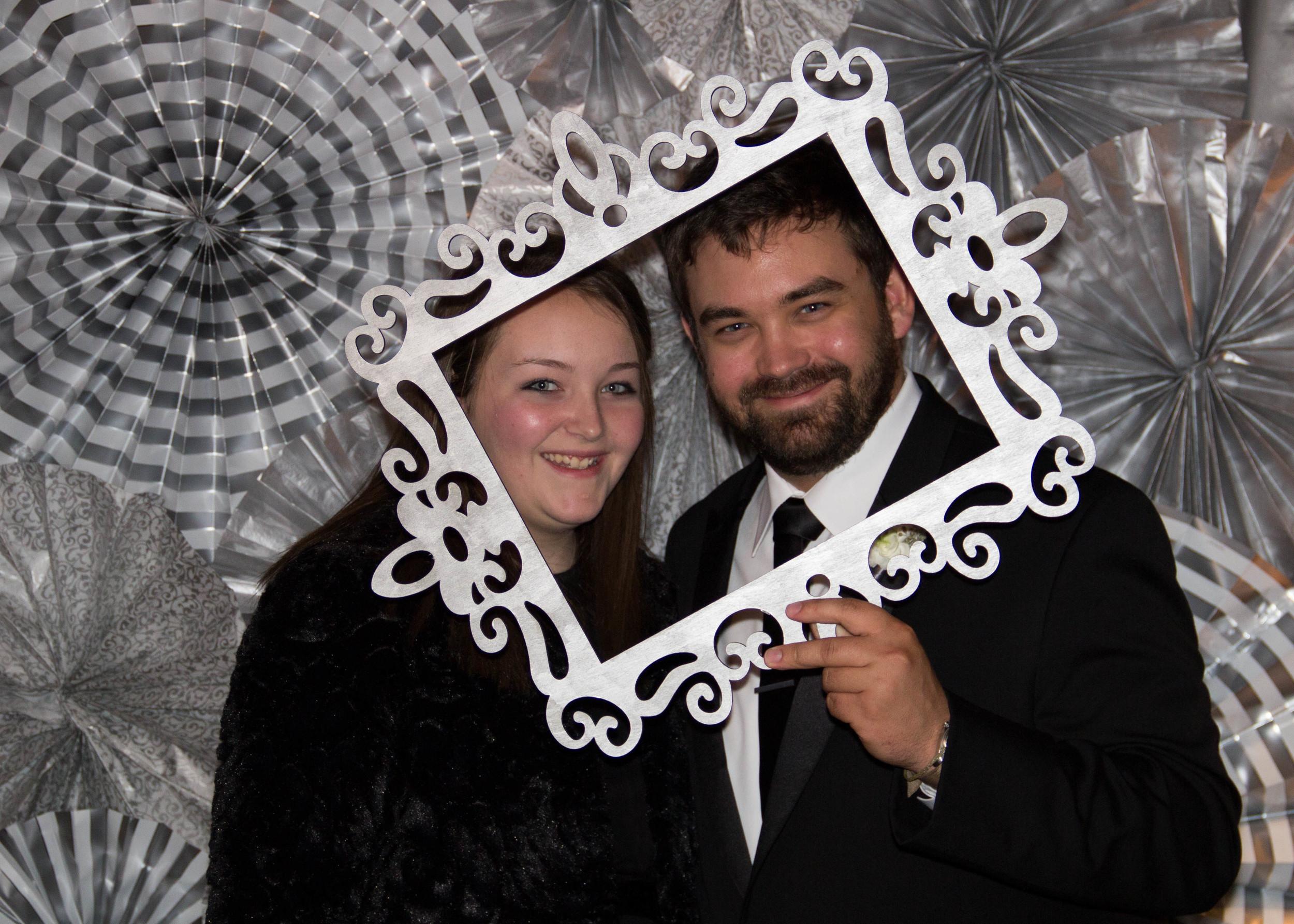 Garrett Brackett Winter Wedding