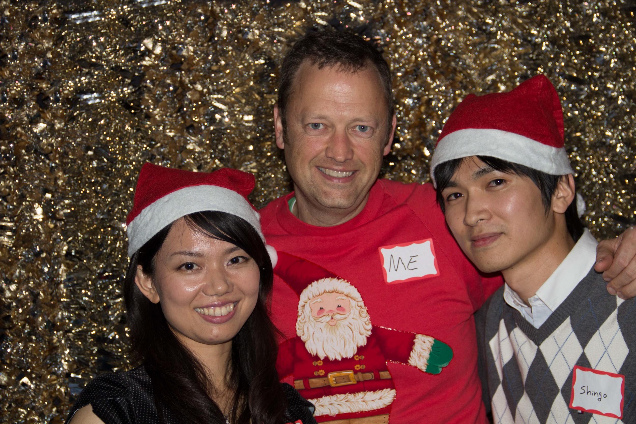 IDI Christmas Party
