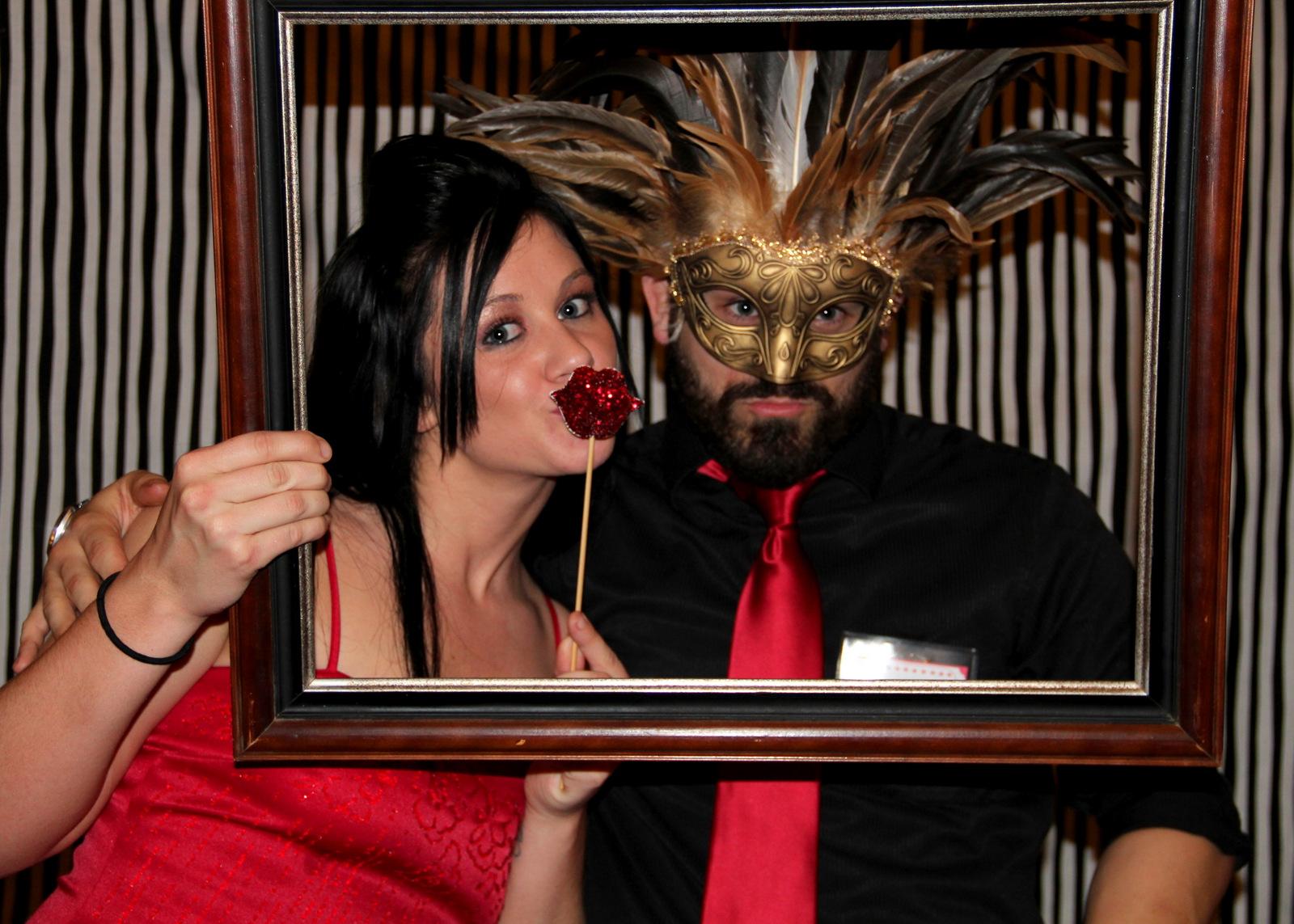 Gold Max Photobooth 12/1/12