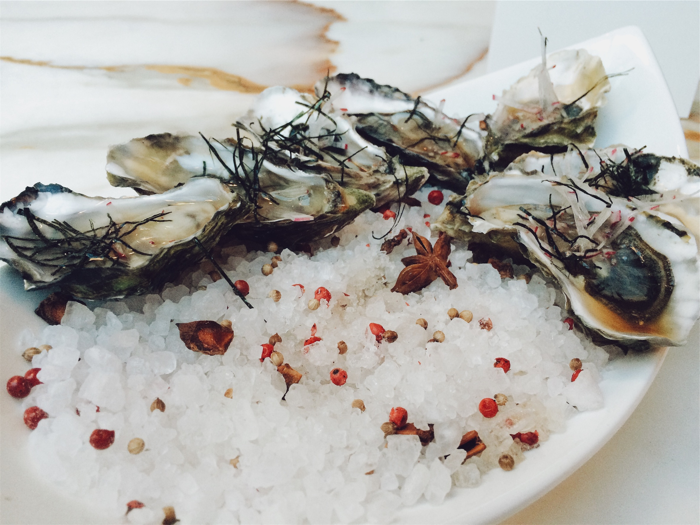 Oysters can be a great addition to a Charleston wedding.
