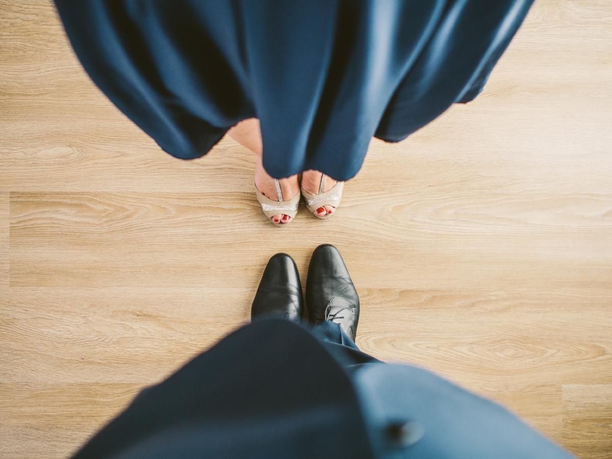 wedding dance floor tips