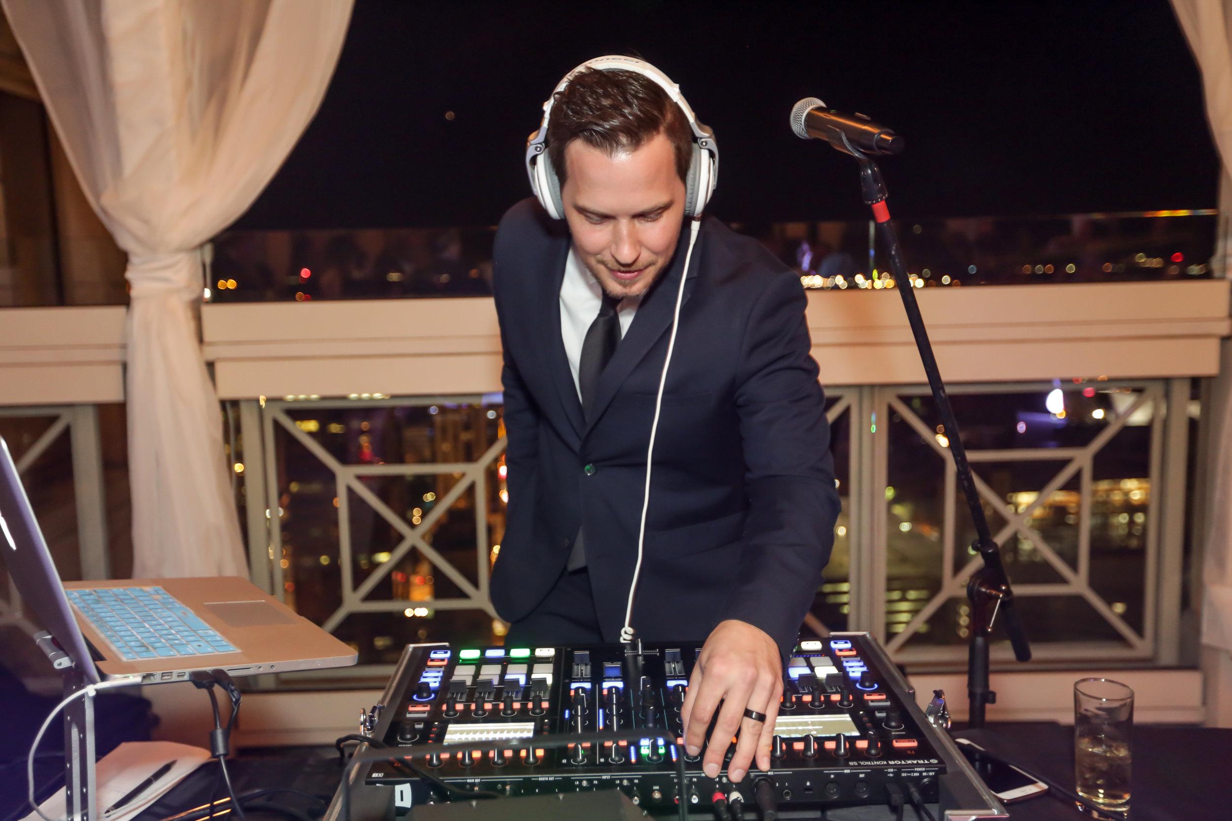 DJ Hans Daniels