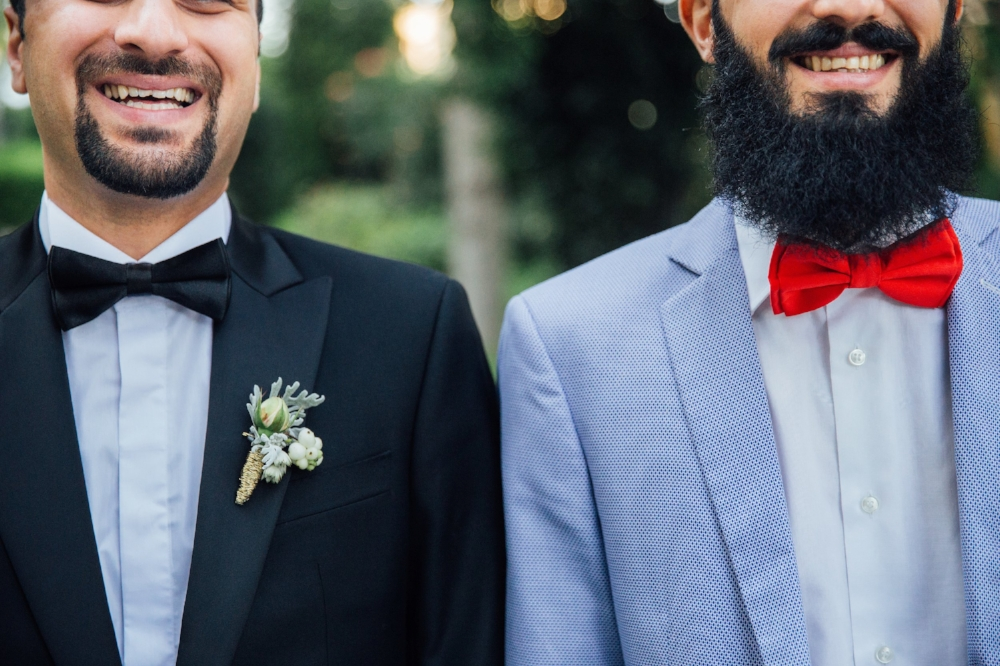 tips for picking your wedding party