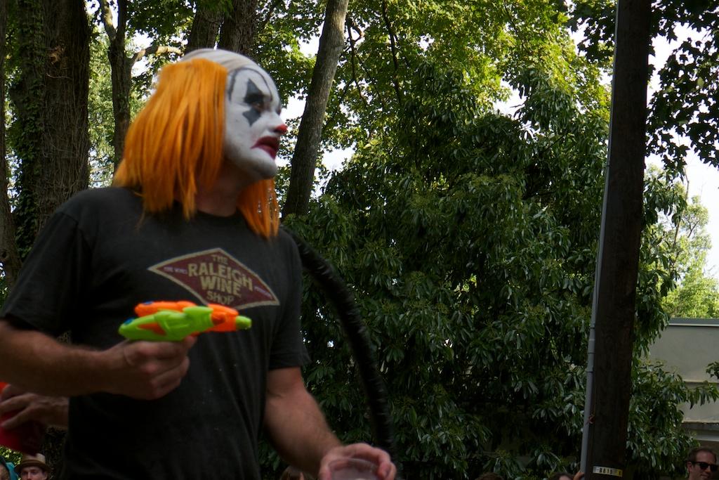 Do I Look LIke a Clown