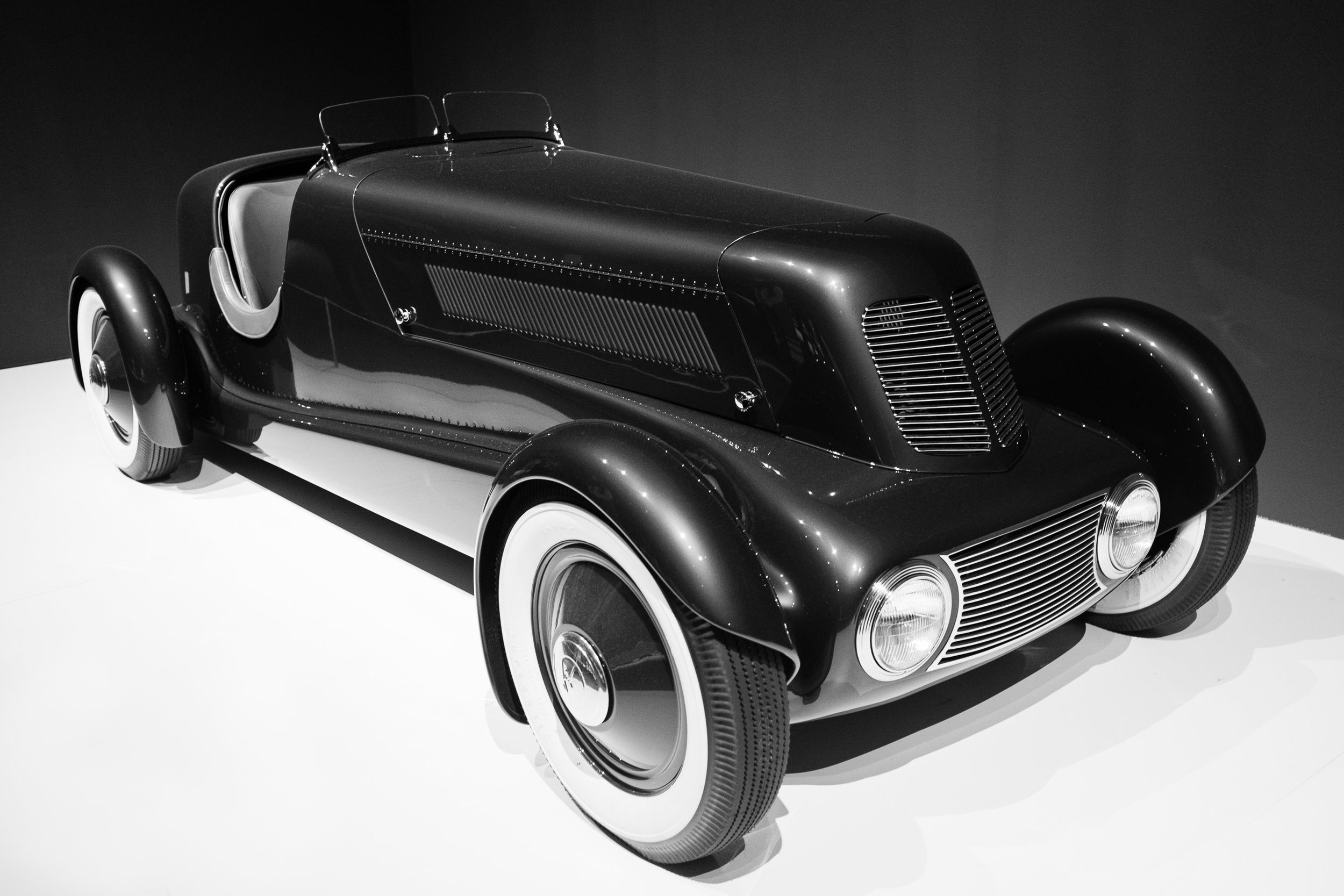 Edsel Ford's Model 40 Speedster