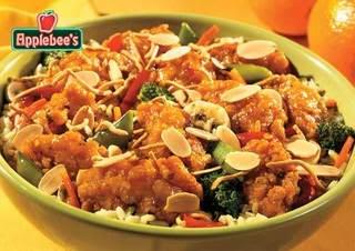 Applebee's Crispy Orange Chicken