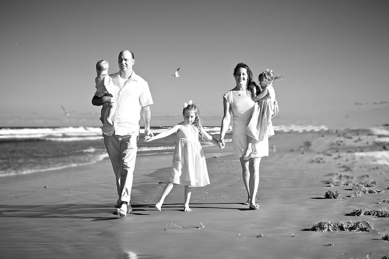 New Smyrna Beach Family Photography