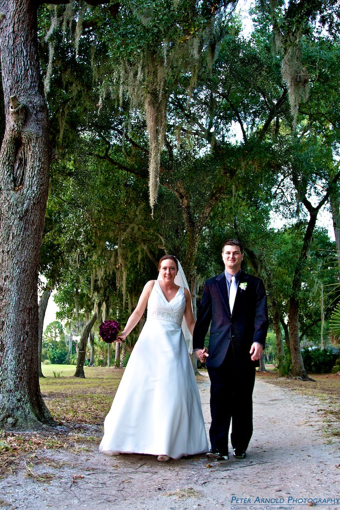 Wedding at Hidden Lakes Golf Course in New Smyrna Beach, FL
